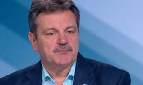 Д-р Симидчиев: Пандемията стихва, но е трудно да се каже дали е трайно