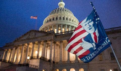 ФБР предупреди за въоръжени протести при встъпването в длъжност на Байдън