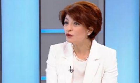 Десислава Атанасова е смутена от действията на служебния министър на икономиката