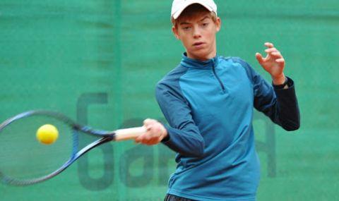 Изгряващата звезда на българския тенис постигна нещо феноменално в САЩ! - 1