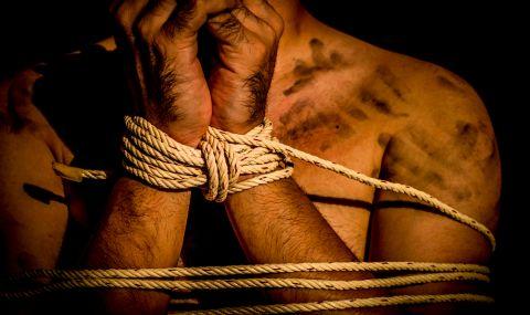 Подложиха на древно наказание мъж, уличен в изневяра (ВИДЕО) - 1