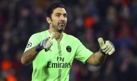 43-годишният Буфон искан от поне шест клуба