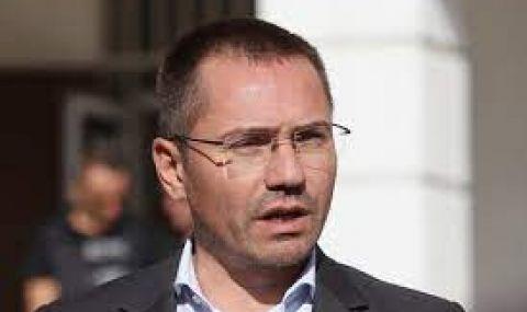 Джамбазки: Няма да влизаме в нова коалиция с ГЕРБ