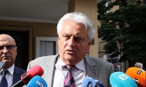 Бойко Рашков: Правителствената резиденция не е строена, за да се водят плеймейтки там
