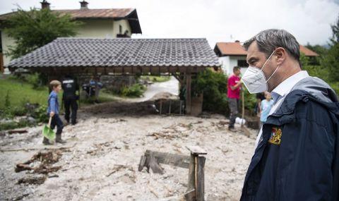 Германия: Все още не е ясно защо жертвите на наводненията са толкова много
