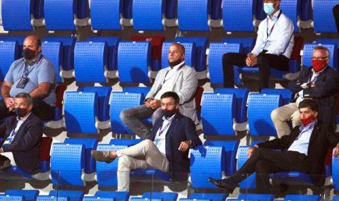 Барселона излезе с официална позиция след ареста на Бартомеу