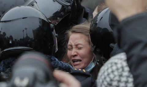 Русия: бруталният ритник, Маргарита и разкаялият се полицай