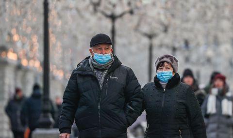 Русия регистрира драстично увеличение на смъртността