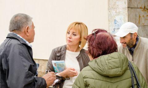 Манолова внесе предложение за преизчисление на пенсиите