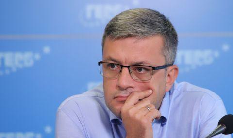 Биков: Радев пада, ГЕРБ бие за парламент и излизаме от кризата  - 1