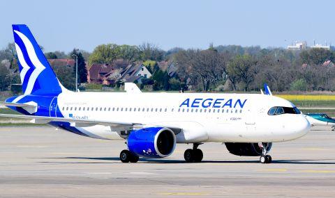 Гърция очаква сто и петдесет самолета с туристи