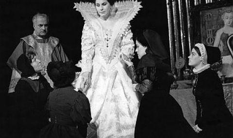 Спомен за легендарната със своя талант, характер и творческа сила Виолета Бахчеванова - 1