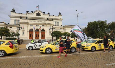 Българското обединение на шофьорите заплаши, че ще блокира страната, ако не срещне подкрепа от президента - 1