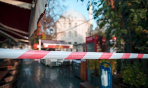 Турция налага пълна национална карантина