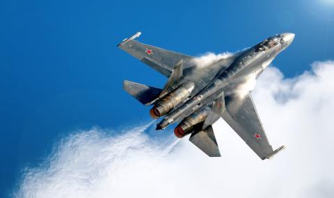Русия е готова да достави на Турция изтребители Су-35