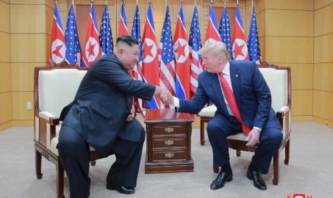 Северна Корея прекратява преговорите със САЩ