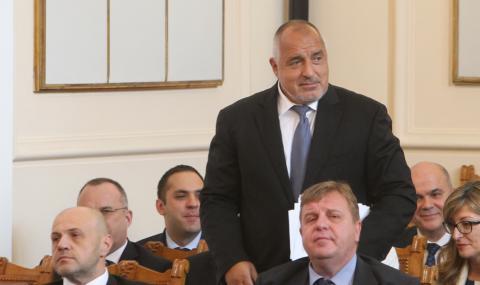 Борисов разпореди оперативен щаб да работи по чумата