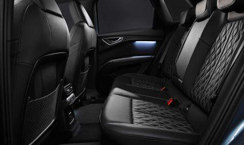 Audi представи електрическото Q4 с различен дизайн и нова платформа - 9