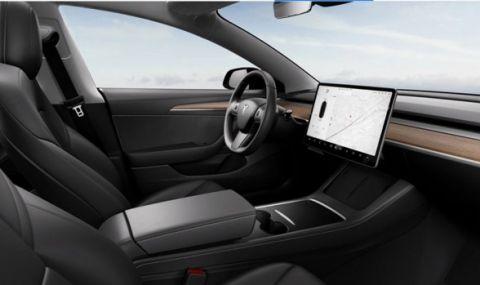 Ето я модернизираната евтина Tesla: Какво се е променило?
