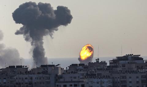 Над 400 ракети са изстреляни по Израел