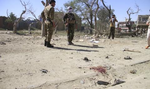Адът слезе на земята в Афганистан