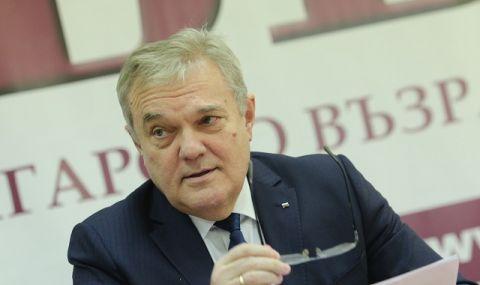Румен Петков: Атанас Атанасов като шеф на НСС подслушваше US посолството с месеци