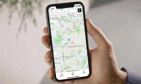 BMW показа ново приложение за смартфон - 2