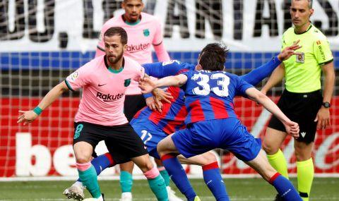 Интер и Ювентус са готови да спасят Пянич от Барселона