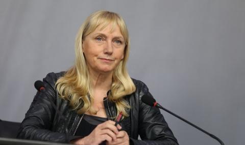 Йончева иска помощ от Европа за корупцията у нас