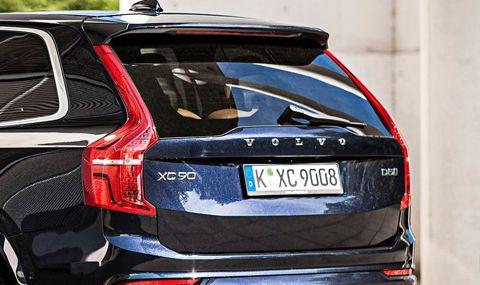 Volvo зарязва номера в имената на моделите - 1