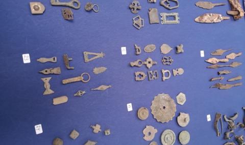 Връщаме от Германия незаконно изнесени археологически находки