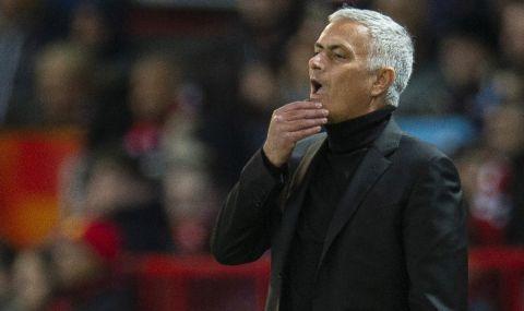 Aкциите нa Рома скочиха с 12% за по-малко от десет минути след новината за Моуриньо