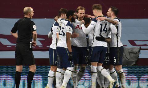 Тотнъм се завърна към победите след фиаското в Лига Европа