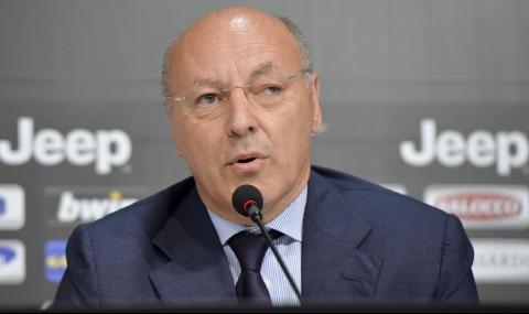 Директор на Ювентус: Интер е фаворит за Скудетото