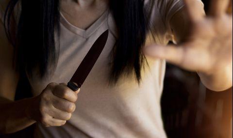 Служителка в бар отряза члена на шефа си, опитал да я изнасили