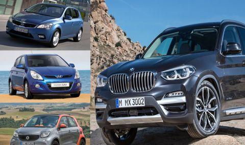 Искате кола на старо: Вижте кои са най-здравите и най-чупливи автомобили на възраст до 10 години - 1