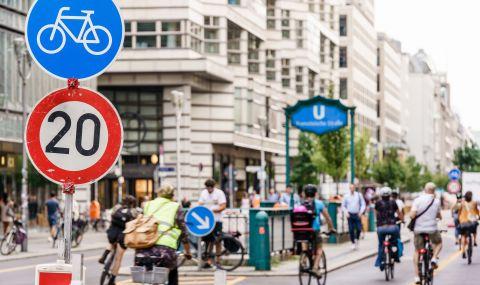 Велосипедисти настояват за промени в Берлин