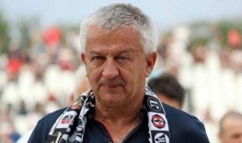 Христо Крушарски: Купите са за феновете, развитието на Локо Пд е свързано с юношите