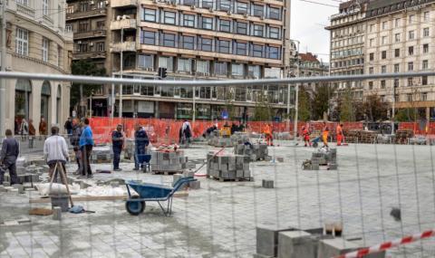 Строителството на жилища в България