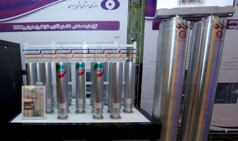 Инцидент в ирански ядрен завод