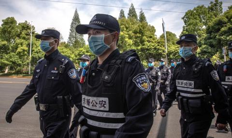 Лондон отказа коментар за обвиненията срещу Китай