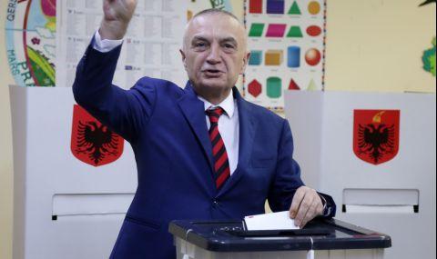Парламентът на Албания отстрани държавния глава