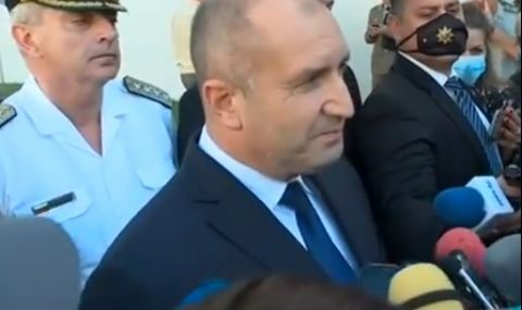 Радев проговори за бюджета, изборите и политическия проект на Петков и Василев  - 1