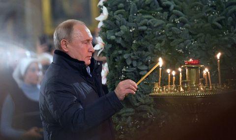 Храмовете в Русия отвориха врати за Възкресение