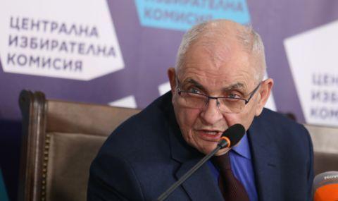 ЦИК: Ще предложим да бъде увеличен броят на секциите извън България