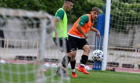 Национали, юноши и футболист на проби попълниха групата на Черно море  - 1
