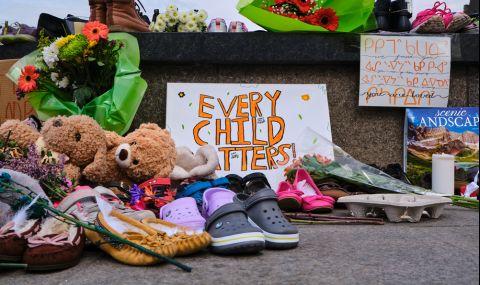 Откриха останки на 215 деца в Канада