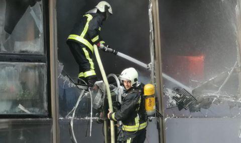 Перничанка загина при пожар, причинен от