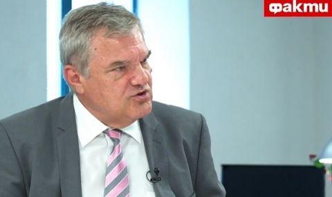 Румен Петков каза пред ФАКТИ водят ли се разговори за голяма лява коалиция