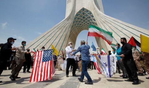 Иран подкрепя Хамас
